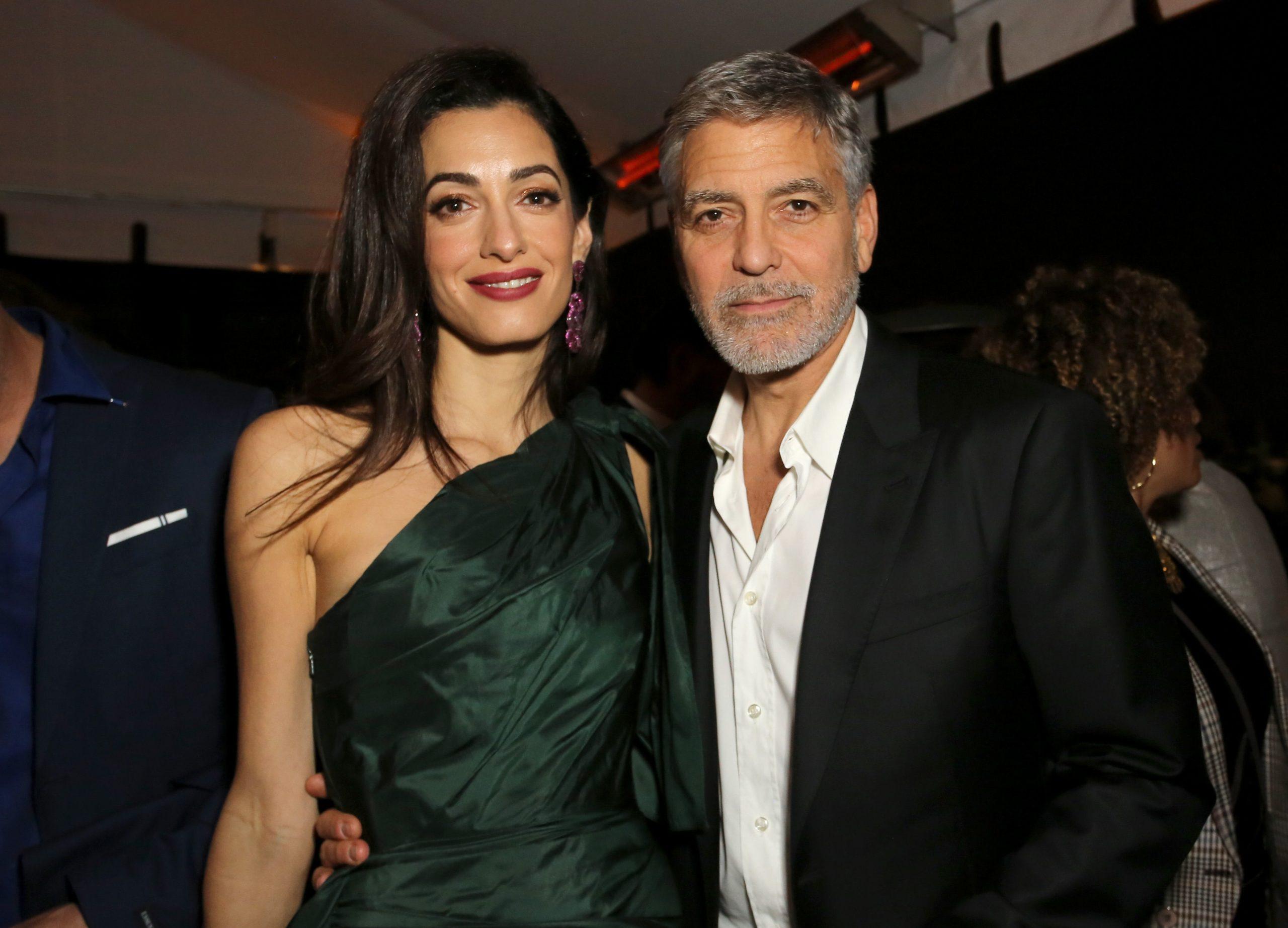 George et Amal Clooney accueillent-ils deux nouveaux jumeaux ?