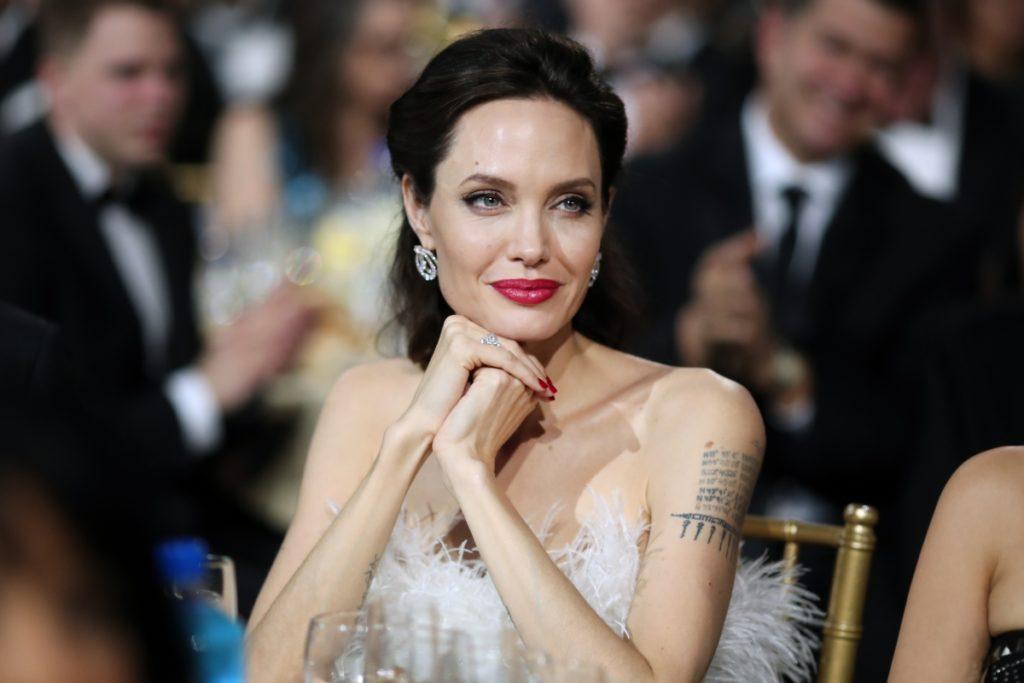 Angelina Jolie transmet la lettre d'une jeune Afghane !