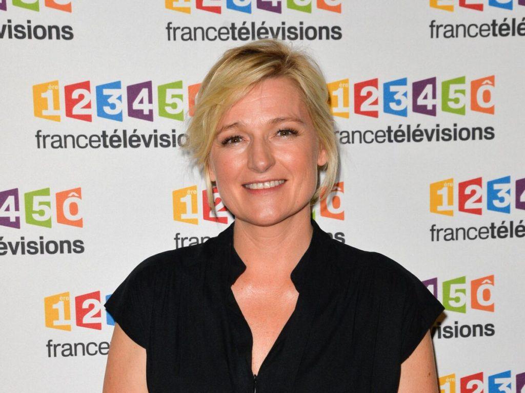 Anne-Elisabeth Lemoine une journaliste séduisante !