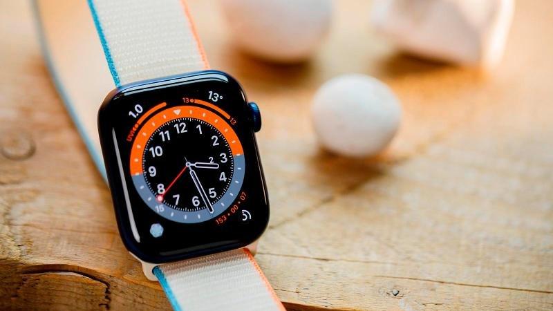 Apple Watch Series 7 : Un nouveau design avec peu de changements