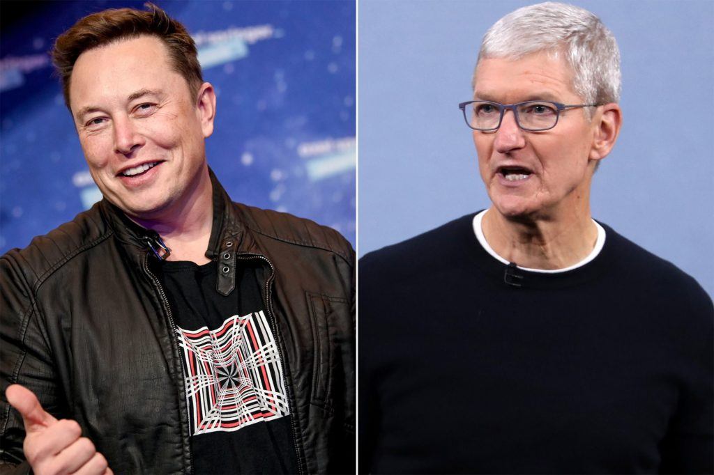Une page révélatrice : Un souhait caché de devenir président d'Apple !