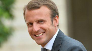 Emmanuel Macron. : Son look surprend les internautes sur Tik Tok