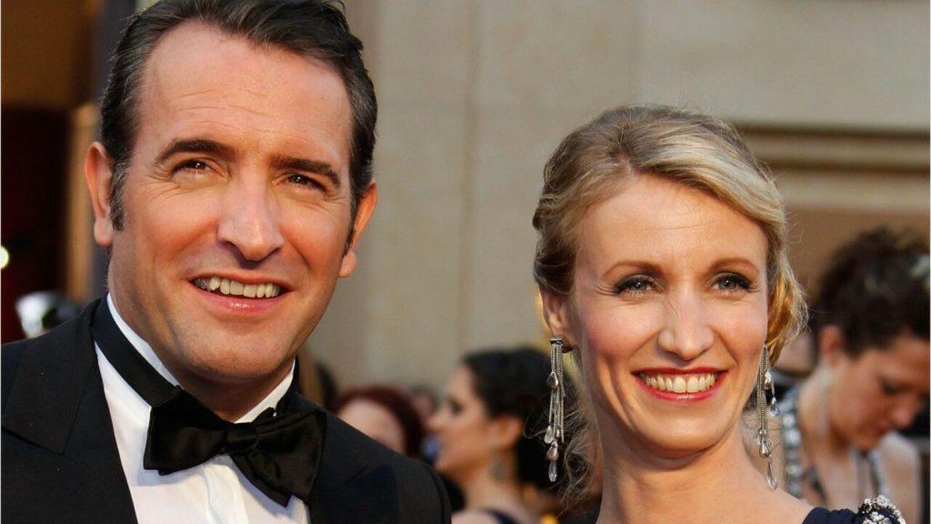 En 2013, Jean Dujardin et Alexandra Lamy se séparent