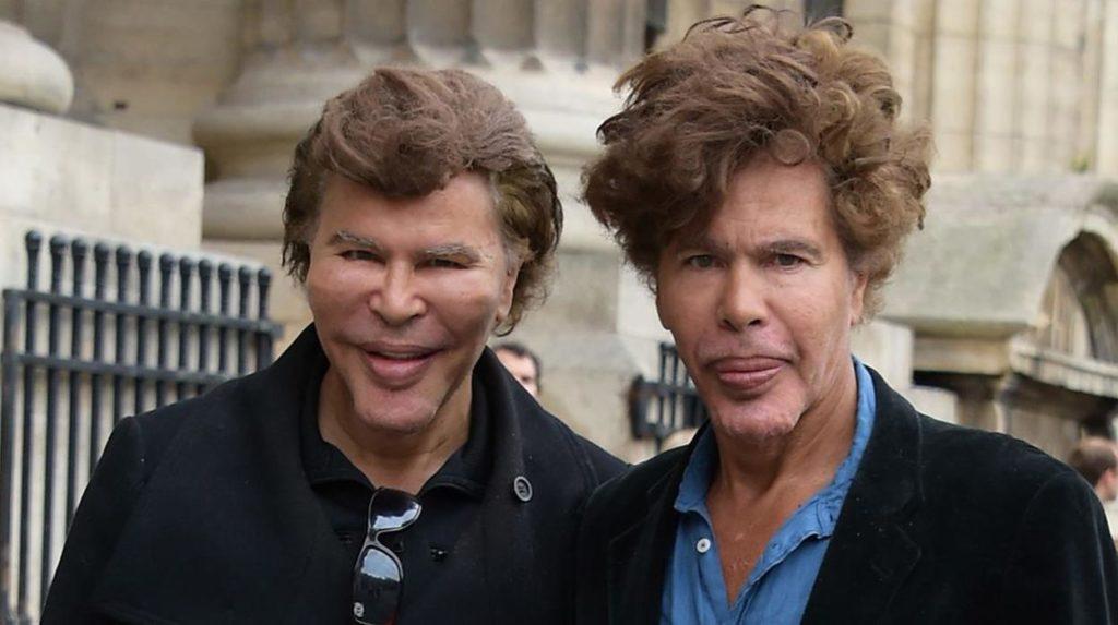 Igor et Grichka ont aujourd'hui 68 ans