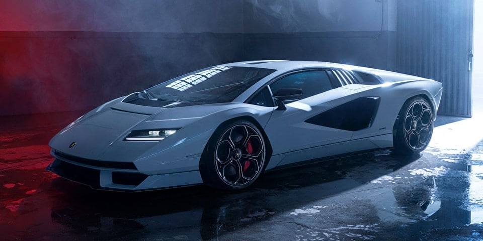 Lamborghini crée la sensation d'une voiture unique en son genre !