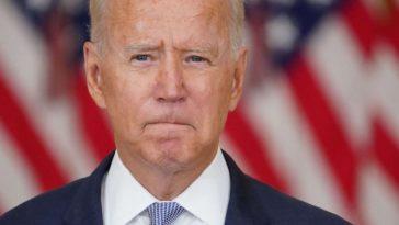 Joe Biden prévient que des vies pouvaient être perdues à Kaboul