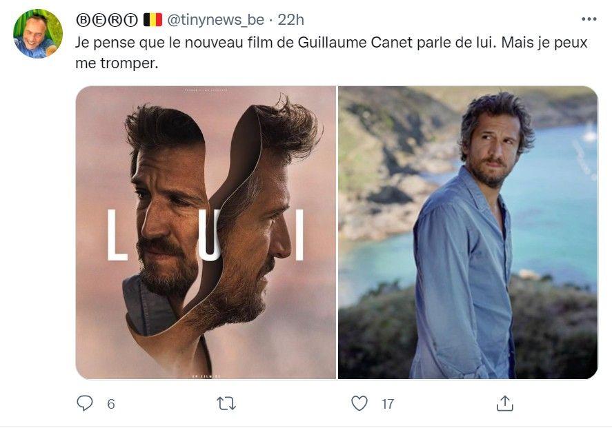Un film de Guillaume Canet