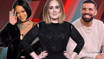 Musique : Rihanna, Adèle, Drake… Les albums les plus attendus !