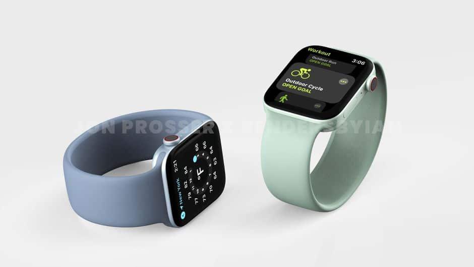Apple Watch 7 : Les nouveautés