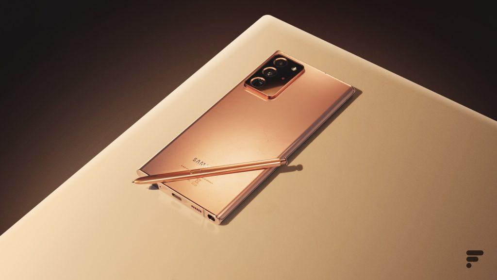 Le Galaxy Z Fold à la place du Note ?