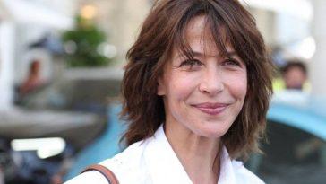Sophie Marceau « pas triste » de la mort de Jean-Paul Belmondo ?
