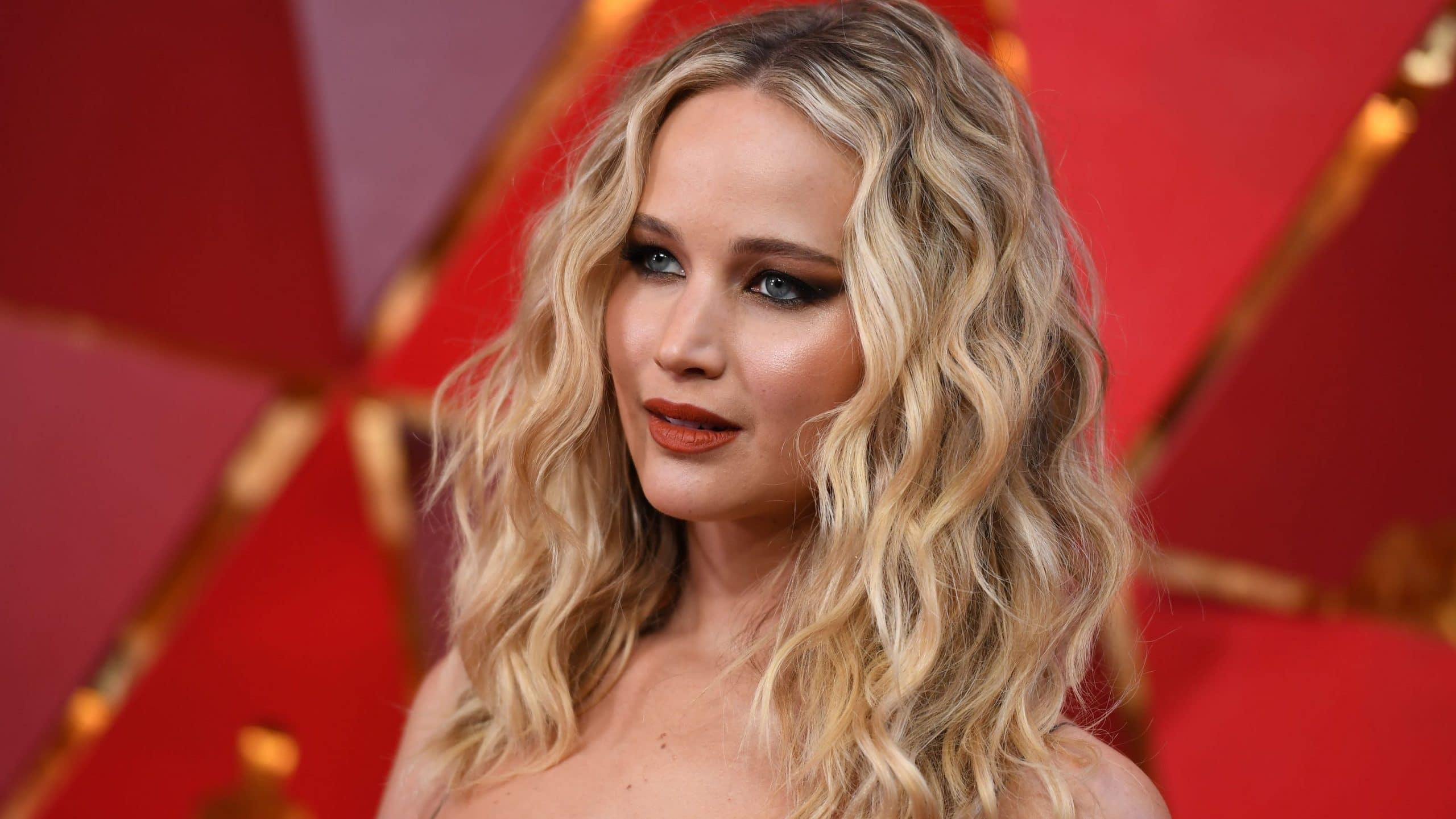 Jennifer Lawrence : L'actrice attend son premier enfant !