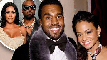 Kim Kardashian. Kanye West l'aurait trompée avec Christina Milian