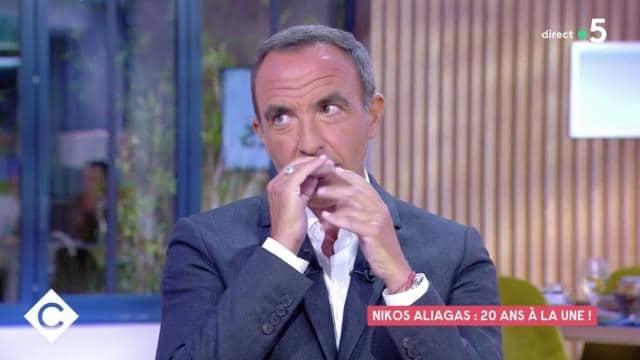 Nikos Aliagas fête ses 20 ans sur TF1