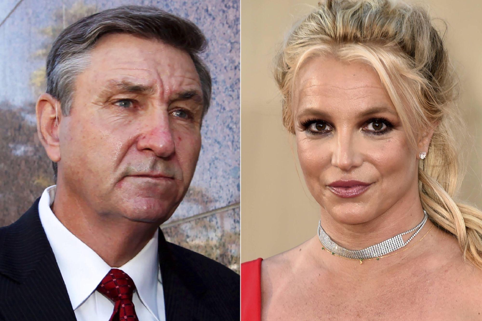 Britney Spears officiellement libérée de la tutelle de son père !
