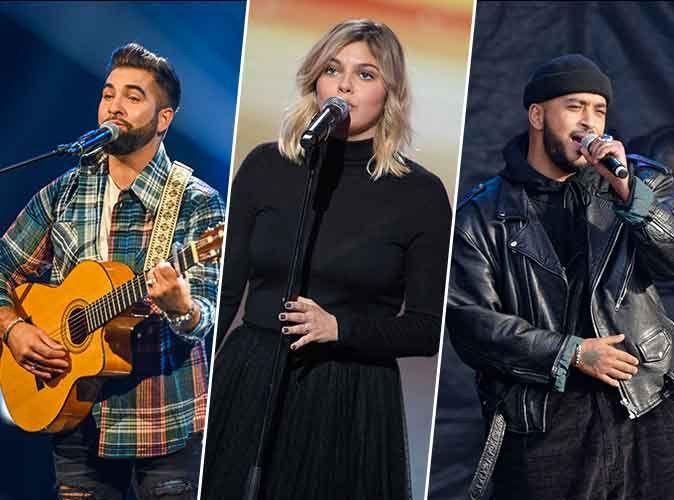 Des chanteurs à succès révélés par The Voice