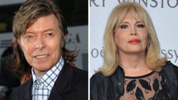 Amanda Lear confie de rares révélations sur son histoire avec David Bowie