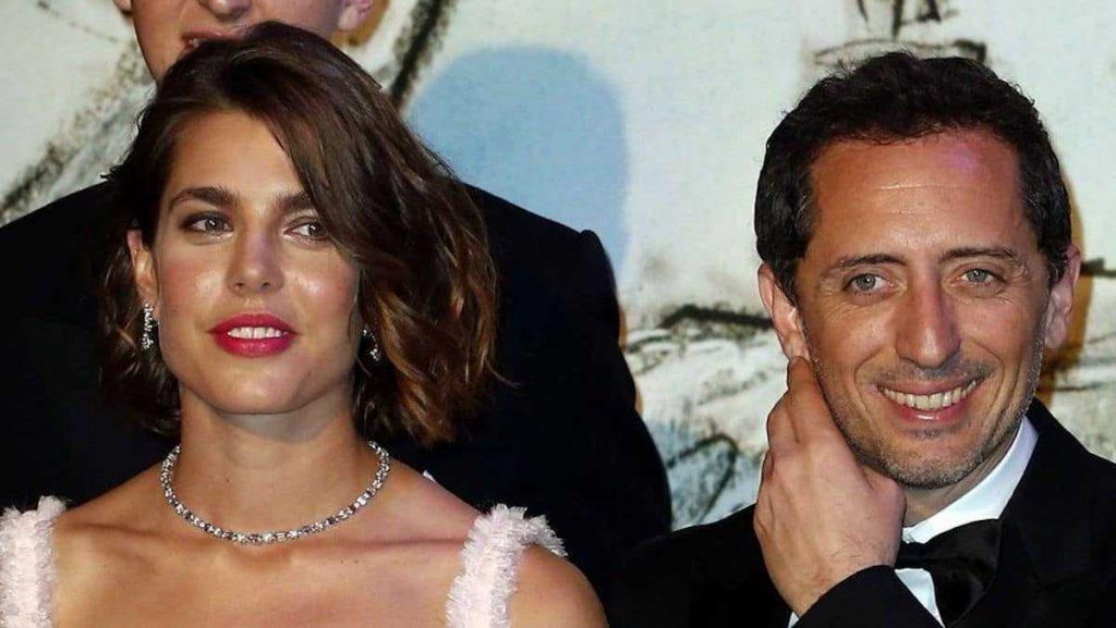 Gad Elmaleh s'est confié sur son ancienne relation avec la fille de Caroline de Monaco