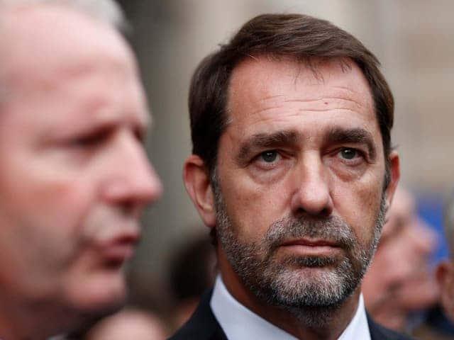 "Christophe Castaner: ""Il me tombe dessus avec une grande brutalité"""