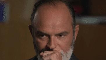 Edouard Philippe en larmes, il se confie sur son pire souvenir à Matignon !