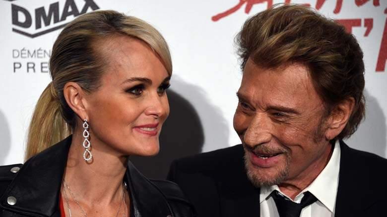 L'ex de Johnny dit ce qu'elle pense de son image de « belle-mère méchante » !