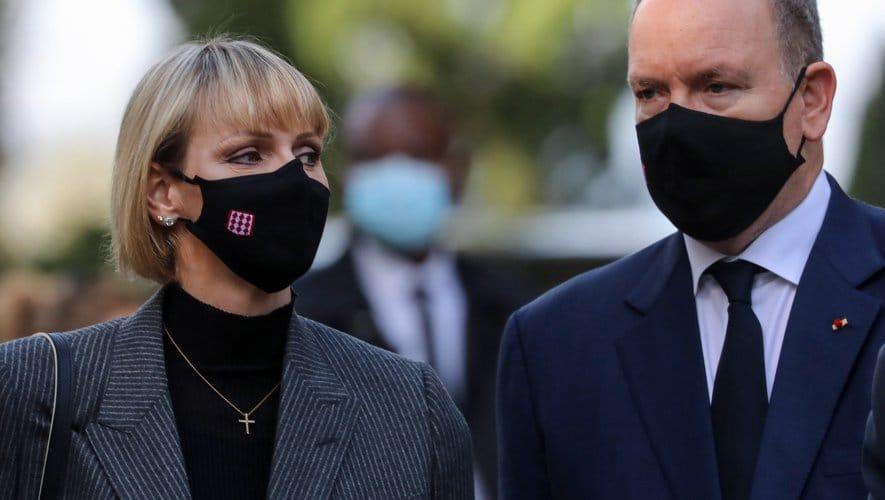 Charlène de Monaco bloquée en Afrique du Sud