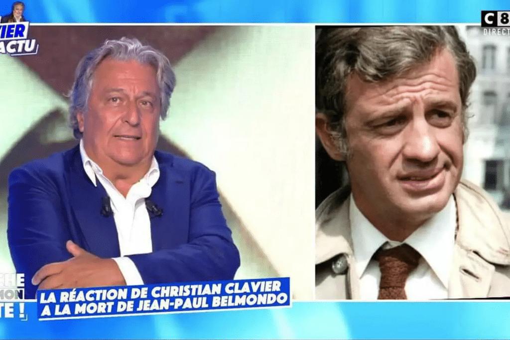 Quand Christian Clavier cite Jean-Paul Belmondo