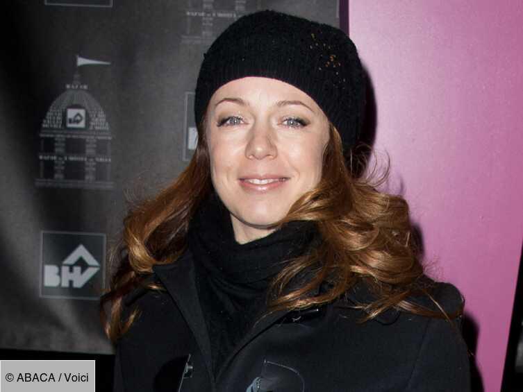 Isabelle Boulay en deuil