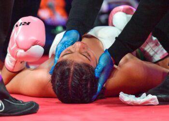 Jeanette Zacarias Zapata : la boxeuse quitte la vie !