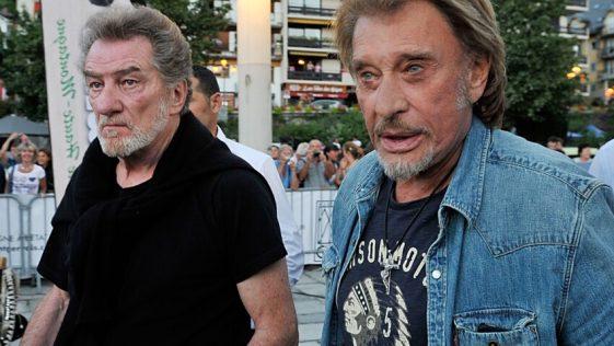 "Eddy Mitchell évoque Johnny Hallyday... ""Je lui fais des reproches"""