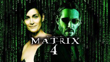Matrix 4 Resurrections en salles le 15 décembre. La bande-annonce
