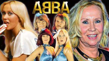 Abba dans le Top 10 : Le retour du groupe légendaire 40 ans après !