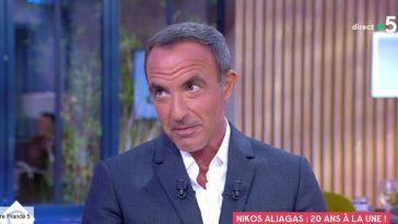 Nikos Aliagas et la chirurgie esthétique... Prêt à céder au bistouri ?