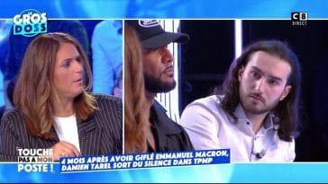 Emmanuel Macron giflé : Son agresseur s'exprime sur le plateau de TPMP