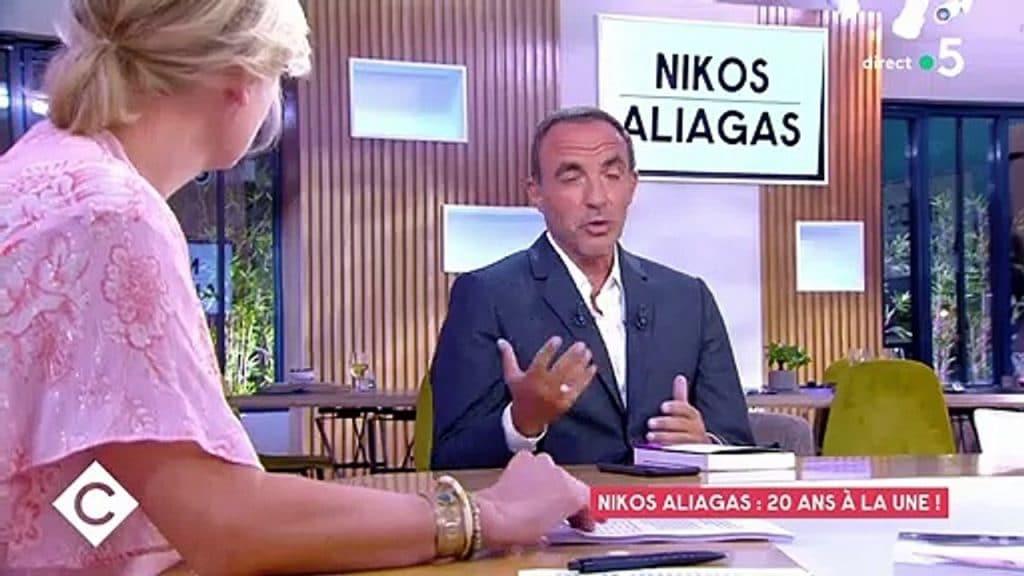 Nikos Aliagas , prêt à céder au bistouri ?