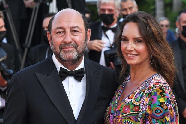 Julia Vignali évoque sa première rencontre avec son homme Kad Merad