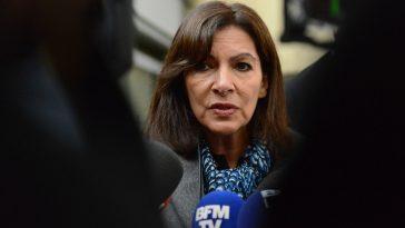 """Anne Hidalgo agacée des sondages : """"La politique ce n'est pas la Star Ac'"""""""