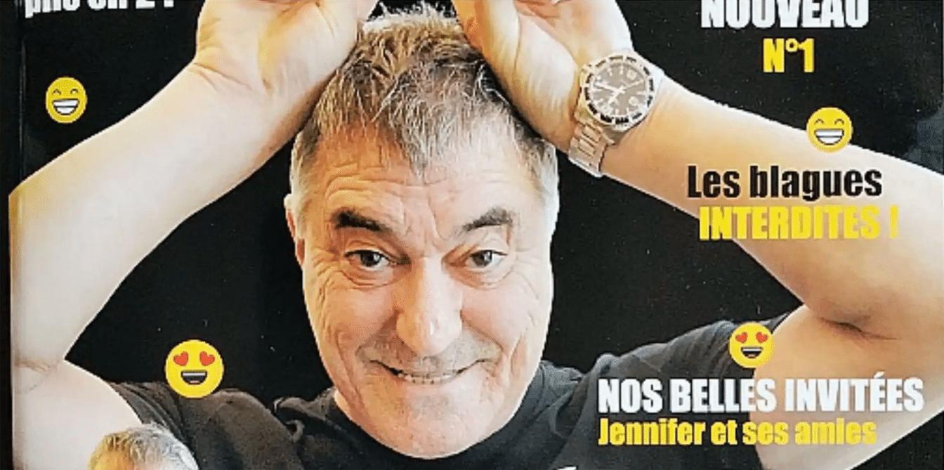 Jean-Marie Bigard : Son magazine condamné à une lourde amende !