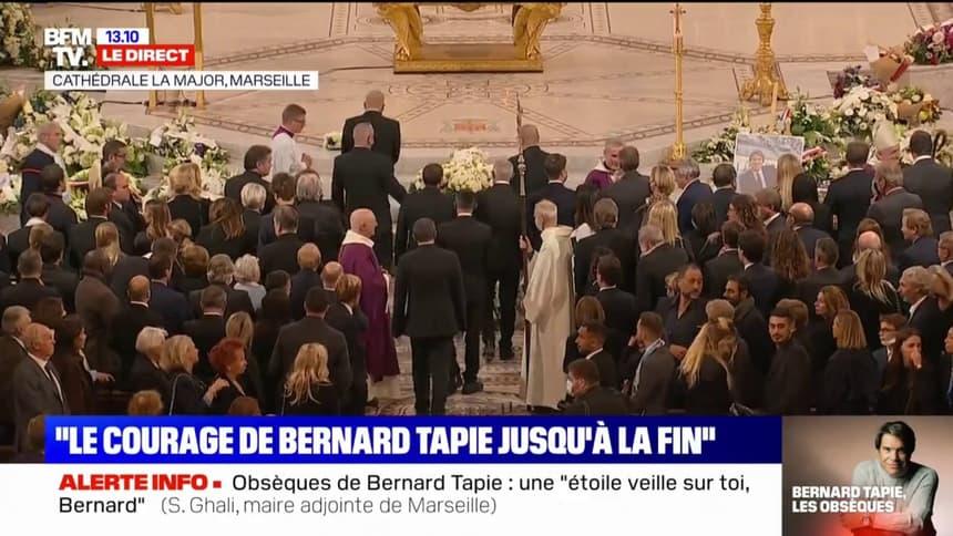 Obsèques de Bernard Tapie