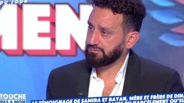 Cyril Hanouna en larmes face à un témoignage bouleversant d'une invitée !