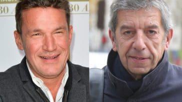 """Michel Cymes atomise Benjamin Castaldi : """"Il devrait oublier que j'existe"""""""