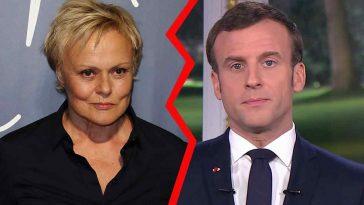 Muriel Robin a envoyé un lettre osée à Emmanuel Macron.. il répond !