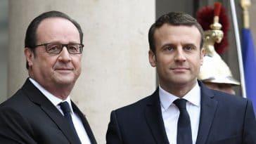 """François Hollande dézingue Emmanuel Macron : """"Il n'est rien"""""""