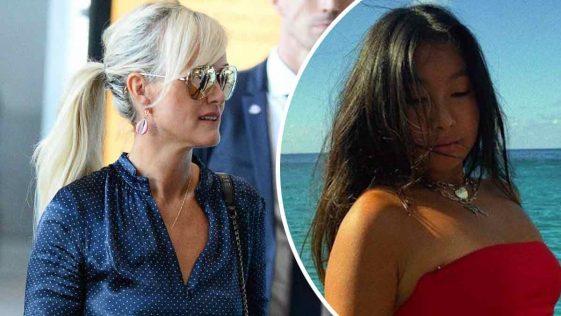 Laeticia Hallyday : Sa fille Jade est follement amoureuse