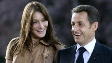Carla Bruni évoque son couple avec Sarkozy.. 'On a trop de tempérament'
