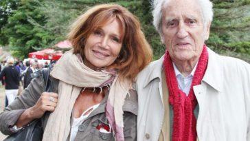 Clémentine Célarié en deuil : Son père, André Célarié, est mort à 99 ans !