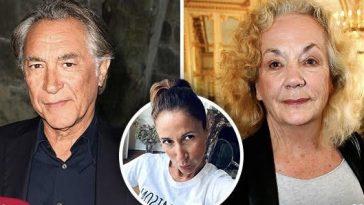 Richard Berry : Son ex Catherine pousse un nouveau coup de gueule