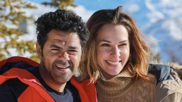 Jamel Debbouze et sa femme s'offrent une séance photo romantique!