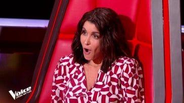 Jenifer effondrée après l'élimination de son équipe 'The Voice', elle s'explique