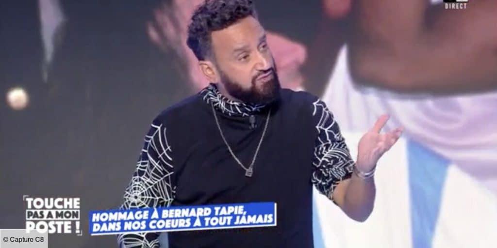 Cyril Hanouna évoque son regret